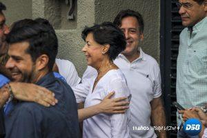 Madre de Leopoldo López, Antonieta Mendoza: «tengo un mes y medio sin verlo»