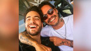 Marc Anthony se une a Maluma en la versión salsa de «Felices los 4»