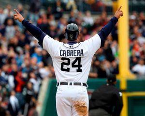 Miguel Cabrera llegó a 2.600 hits en Grandes Ligas