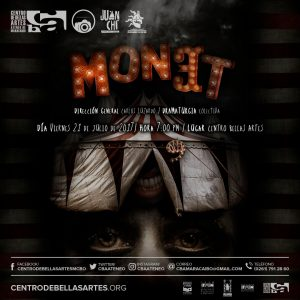 Fundación Cultural Generación Teatro Sur presenta: «MONET»