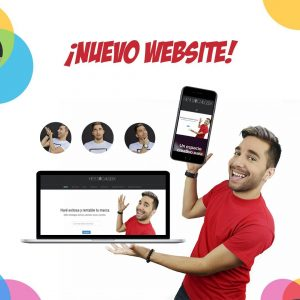HeySocialGeek lanza su nueva plataforma web
