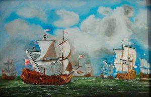 24 de julio: Batalla Naval del Lago de Maracaibo y de la Armada Venezolana