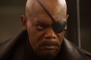 Samuel L. Jackson estará como «Nick Fury» en «Capitán Marvel»