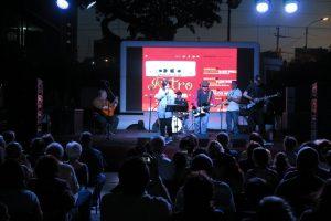 PDVSA La Estancia Maracaibo se llenó de romance y recuerdos con la banda Qué Tiempos Aquellos
