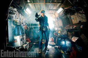 Primera imagen de «Ready Player One», la nueva película de Steven Spielberg
