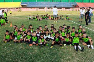 Nace Plan Vacacional de las Semillitas de Zamora Fútbol Club