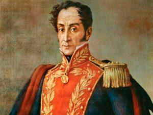 24 de julio de 1783, nace El Libertador Simón Bolívar