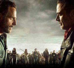 Llega el primer póster y la fecha de estreno de la octava temporada de «The Walking Dead»
