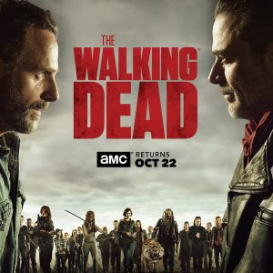 Comic-Con 2017: Primer tráiler de la octava temporada de «The Walking Dead»