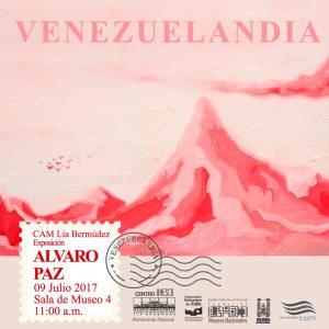 «Venezuelandia» invadirá los espacios del CAMLB