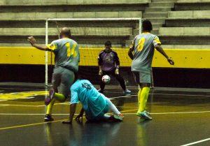 Fútsal: Vikingos sucumbió 0-4 ante Bucaneros en jornada inicial