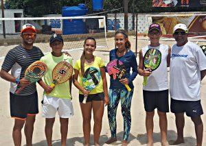 «Vinotinto» de Beach Tennis se mide con los mejores del mundo en Moscú