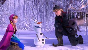 Nuevo póster del corto animado de «Frozen» que acompañará a «Coco»
