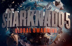 «Sharknado 5» casi supera a «Juego de Tronos» en redes sociales