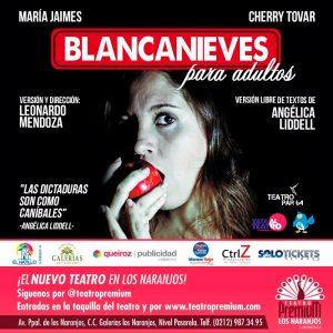 «Blancanieves» para adultos llega al Teatro Premium de Los Naranjos
