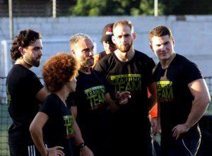 Marco Comesaña y su «Comesaña Training Team» regresan a las canchitas de 5 de Julio