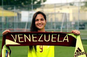 Deyna Castellanos nominada a mejor jugadora de la FIFA 2017