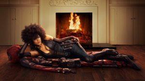 Nuevas imágenes de Zazie Beetz como «Domino» en «Deadpool 2»