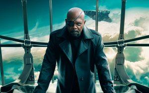Samuel L. Jackson confirmó la ausencia de «Nick Fury» para «Vengadores 3 y 4», y en «Pantera Negra»