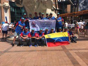 Venezuela Subcampeón Internacional Junior en la Serie Mundial de Pequeñas Ligas