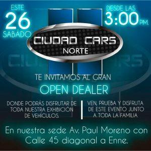 Maracaibo vibrará con la experiencia del Open Dealer