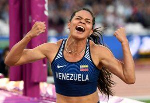 Robeilys Peinado logró el bronce en el Mundial de Atletismo