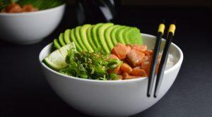 Tendencias culinarias: Ensalada Poke