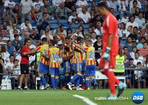 El Valencia bajó a la tierra al campeón