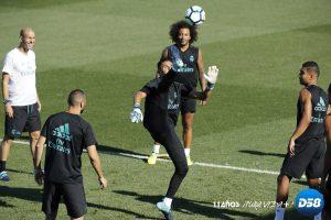 Nacho, Casemiro, Isco y Bale, las novedades de Zidane