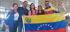 Robeilys Peinado: «Mis medallas y triunfos son para el pueblo de Venezuela»