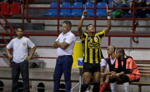 LSFV: Deportivo Táchira goleó y quebrantó invicto del Caracas