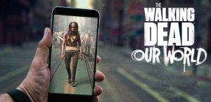 «The Walking Dead» lanzará un videojuego para móviles al estilo «Pokémon GO»