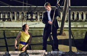 Tom Cruise resulta herido durante escena acrobática de «Mission Impossible 6»