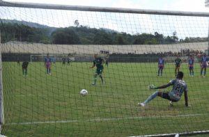 FútVe: El Vigía FC logró una importante victoria en casa 4-3 ante Real Frontera