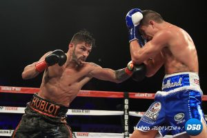 Jorge Linares se quedó con el título ligero de la AMB