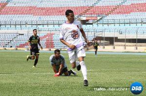 Titanes Fútbol Club se prepara para retar a Ureña Sport Club en su cancha