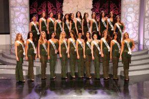 Las candidatas al Miss Venezuela 2017 ya tienen sus bandas