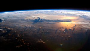 Capa de ozono, en minúscula