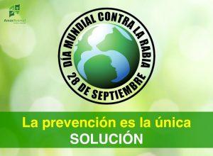 28 de septiembre: Día Mundial contra la Rabia