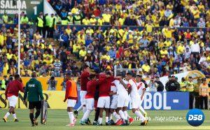 Perú entra en zona de clasificación y deja a Ecuador al borde del abismo