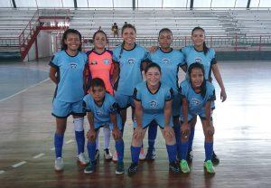 Selecciones Sub-18 masculina y femenina de fútbol sala cayeron en la ciudad de Valera