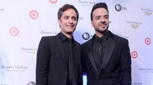 Luis Fonsi y Gael García triunfaron en Premios Herencia Hispana