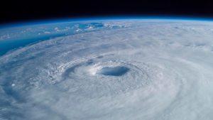 Según los científicos, con el cambio climático los huracanes serán más intensos