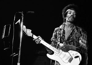 1970: Muere Jimi Hendrix, el mejor guitarrista de la historia