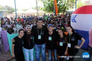 Fundación Manos Abiertas obsequió sonrisas a niños y adultos