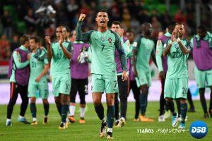 Portugal superó 0-1 a Hungría, que queda fuera del Mundial