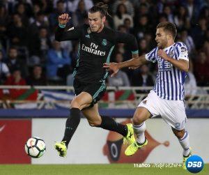 LaLiga: Mayoral y Bale enderezan el rumbo del Real Madrid