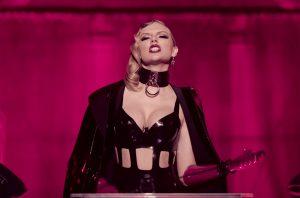 Taylor Swift lidera nominaciones para los premios MTV Europa