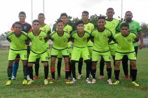 FútVe: Talentos del Sur deja buenas sensaciones ante Unión Atlético Falcón