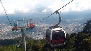 Hace 62 años se inauguró el Teleférico de Caracas